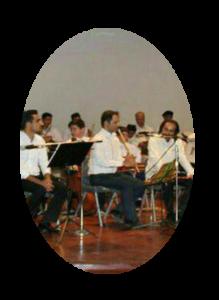 نوازنده نی گروه موسیقی پاییز مهربان