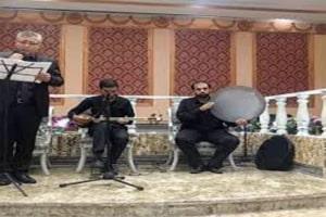 مجالس ترحیم و سوگواری گروم موسیقی سنتی پاییز مهربان