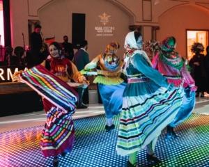 گروه رقص بانوان مهر پاییز